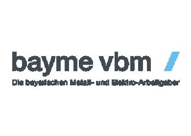 Die bayerische Metall- und Elektro-Arbeitgeber (bayme vbm)